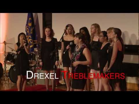 TEDxDrexelU-Drexel Treblemakers-All Female a cappella group