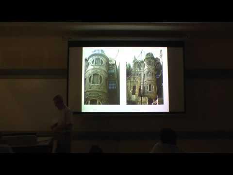 ARIC 271 | Ottoman & Modern Architecture  | 02.05.12