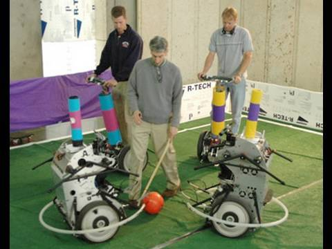 Robot Soccer and the Future of Autonomous Behavior