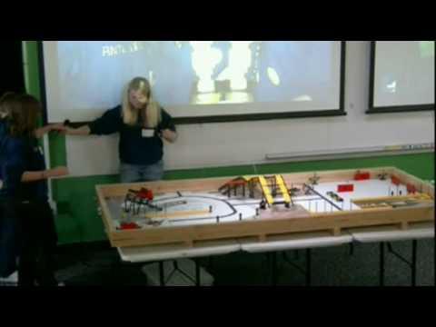 Meet Team Antipodes: All-Girls Robotics Team Shares Their Innovative Robot Design