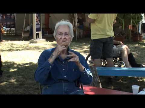 Frances Parsons, Returned Peace Corps Volunteer and Deaf Educator