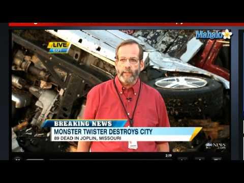 Deadly American Tornado Destroys Joplin, MO
