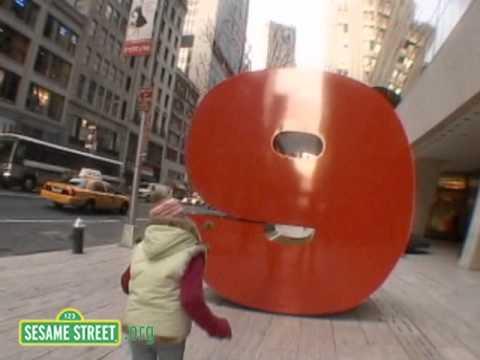 Sesame Street: Find the Number 9