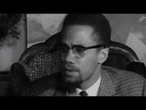 MALCOLM X: We Are Proud of Our African Heritage