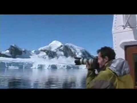 Sebastian Copeland - Photographer and Spokesperson on Climate Change