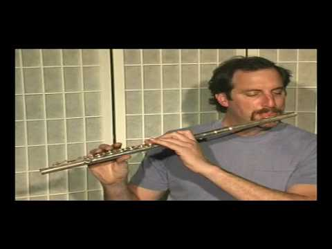 "How to play ""Winter"" by Vivaldi on Flute"