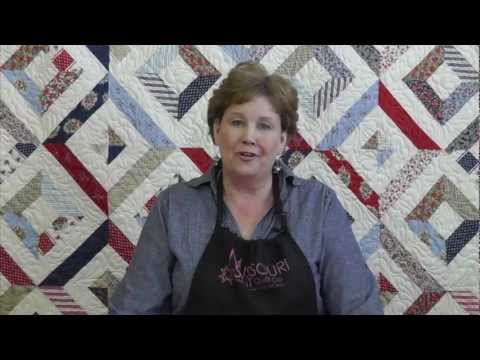 Quilting Terminology - Straight of Grain