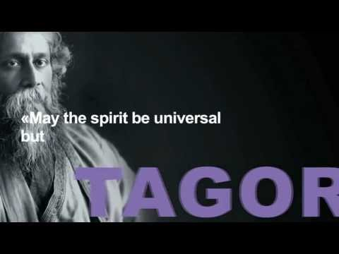 Tagore, Neruda, Césaire for a reconciled universal (extended version)