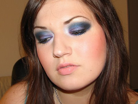 Smokey Blue & Purple - Part 2