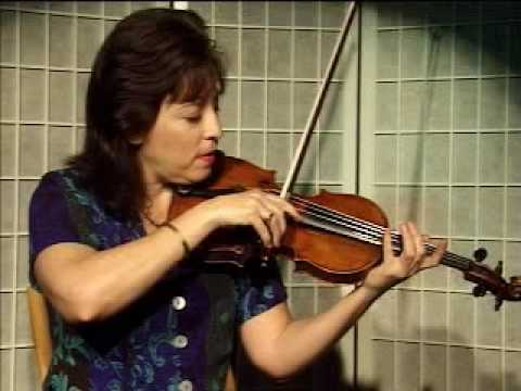 Violin Lesson - Leap Frog Bow Exercise