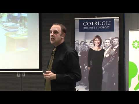 TEDxCotrugliBusinessSchool - Jeremy Hibbins - Chaos in the classroom