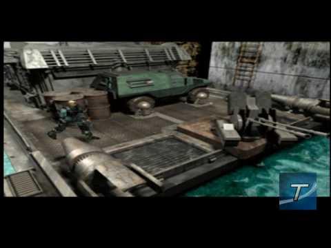 Dino Crisis 2 (PS1) Walkthrough Part 4 - The Research Facility