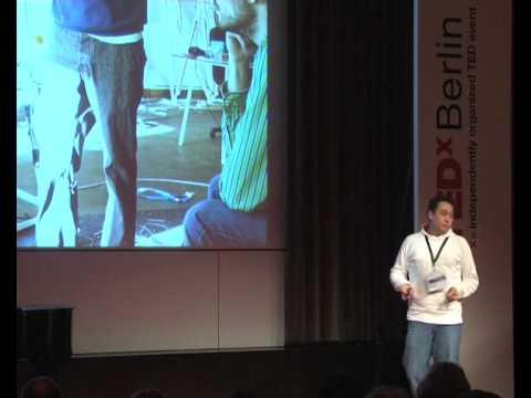 TEDxBerlin - Gustavo Morales - 11/30/09