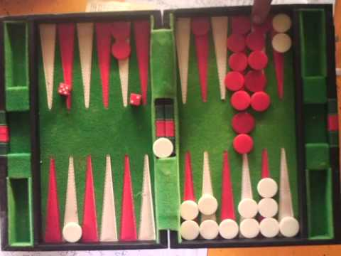 Playing Backgammon - Part 2  - ESL British English Pronunciation