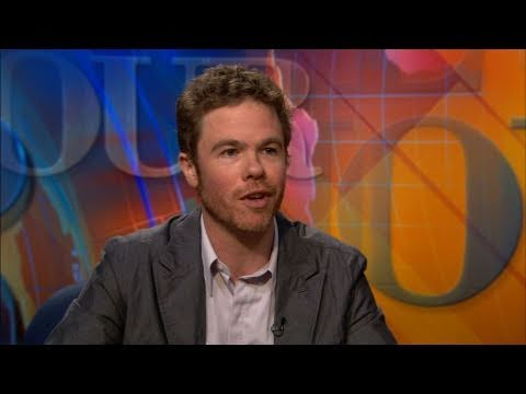 From Josh Ritter, a Song That Became a Debut Novel