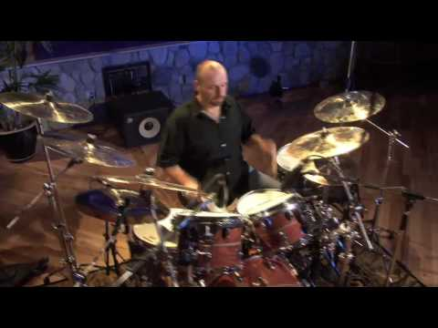 Drum Solo - Lionel Duperron #1