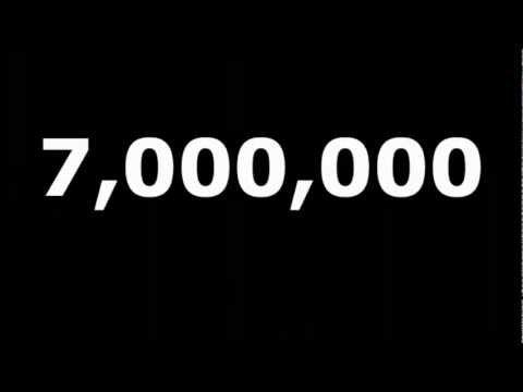 Numbers 1,000,000 English Language Teaching