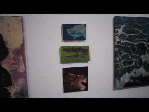 ERIN RICHE & BETH MOBILIA at Bushwick Open Studios