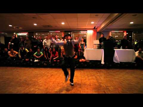 Hip Hop Salsa Routine-Chi's Steven's LA Top Male Salsero Competition