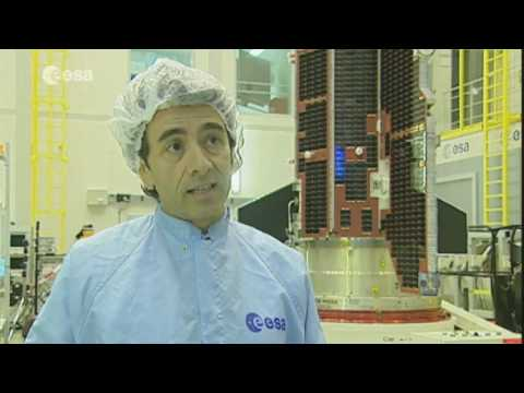 The 'Ferrari' of gravity satellite missions