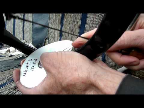 Crank Handle Removal With CD
