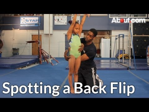 Tips for Spotting a Back Flip