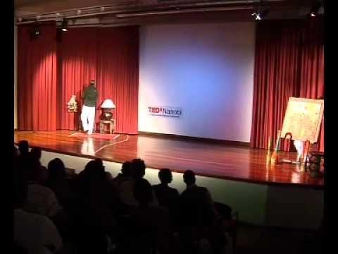 TEDxNairobi- Nicola & Ian - Dance Performance
