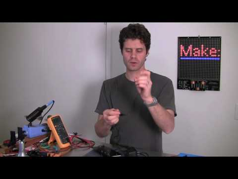 John Park in the Maker Shed: Relay Oscillator