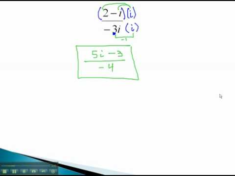 Complex Numbers - Rationalize Monomials - YouTube.mp4