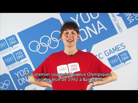 Young Ambassador - Germany - Karolin Weber - Singapore 2010 Youth Olympic Games