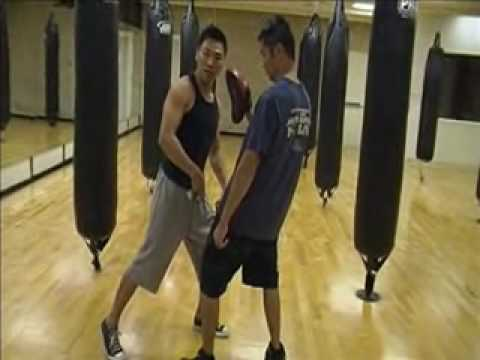 Wing Chun - Punch (body mechanics) part 1