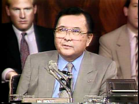 Iran Contra Hearings 07/14/1987 1527