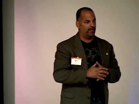 TEDxDetroit - Terry Bean - 10/21/09