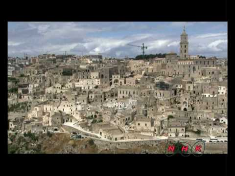 The Sassi and the Park of the Rupestrian Churches of Matera (UNESCO/NHK)