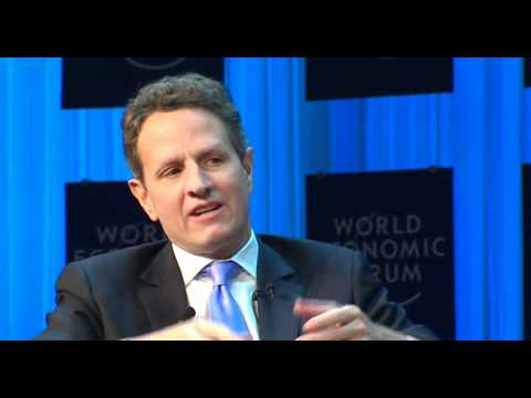Davos 2012 - Tim Geithner - Outlook and Challenges for the US Economy