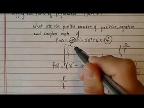 Factor Higher Order Polynomial: Part 2 - Rational (p/q) Theorem