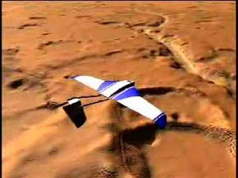 Rocket-plane could sniff out Martian methane