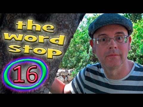 The Word Stop -16- BABBLE