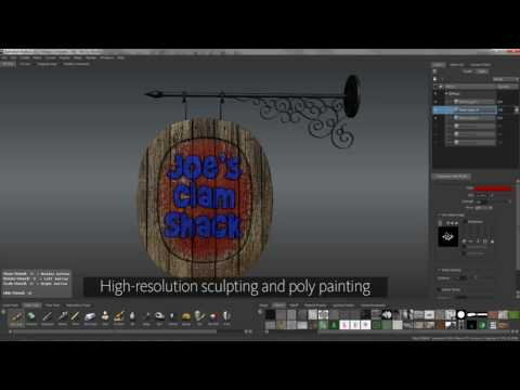 Introducing the Mudbox 2011 In-Product Community