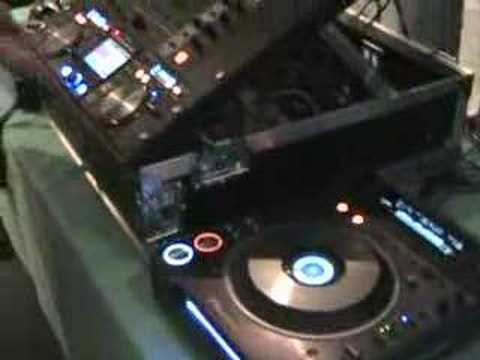 NADJ SHOW 2008 VIDEO 6, beat mixing tutorial
