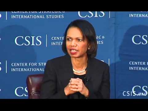 Dr. Condoleezza Rice on the Importance of Investing in Foreign Aid