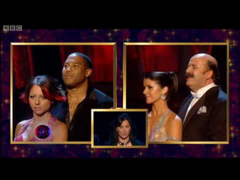 Judges' Vote - Willie & Erin - Strictly Come Dancing - BBC