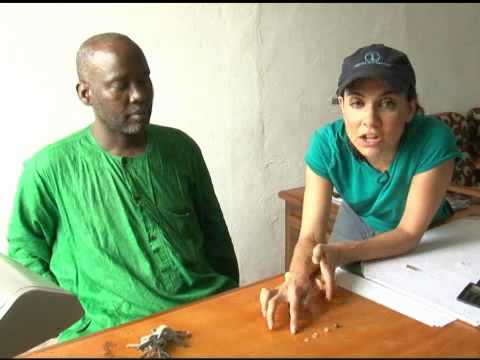 Diamond Dealer in Sierra Leone