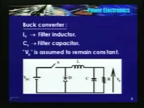 Lecture - 23 Power Electronics