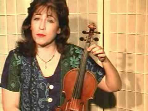 Violin Lesson - How To Play Danman's Print Library # 103