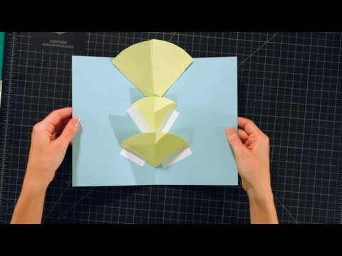 Pop-Up Cards and Crafts: Basic Techniques / V Folds