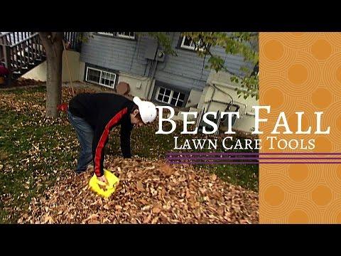 Tools for Fall Yard Work-DIY
