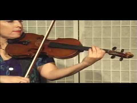 Violin Lesson - Song Demonstration - Canon in D (Ph. 10)