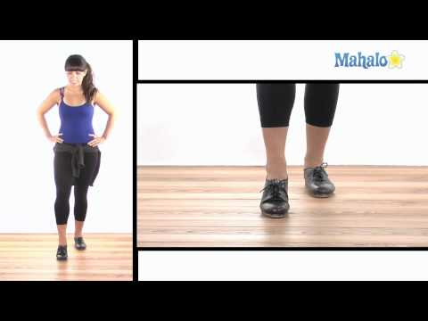 How to Do a Flap Heel in Tap Dance