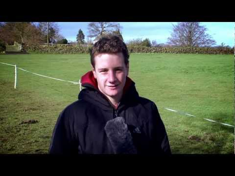 Alistair Brownlee talks about Chemistry in Sport